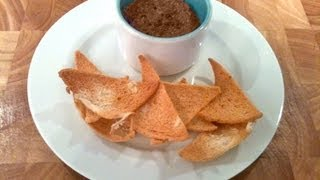 Chicken Liver Pate With Melba Toast Cook-along Video
