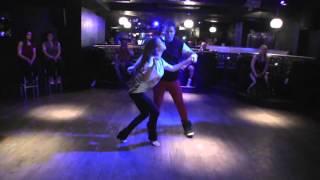 Brazilian Zouk Dance Turn Pattern Tutorial