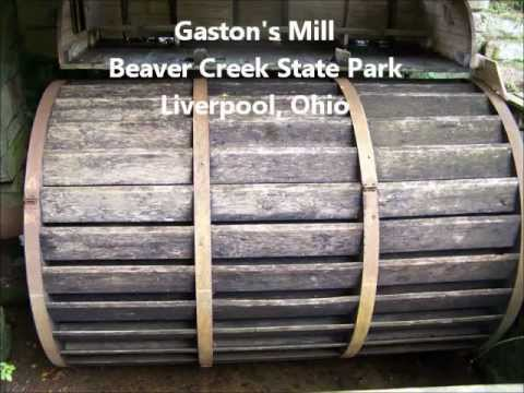 Gastons Grist Mill at Beaver Creek State Park