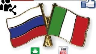 Русский - итальянский . бесплатный курс 100 уроков