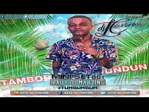 BAILE DO MARTINS - MINI SET 001 DJ LC DO MARTINS 2018 [ SÓ PUTARIA SEM LIMITES ]