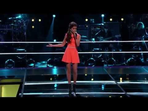 The Voice 2014 Knockouts   Bryana Salaz Heart Attack