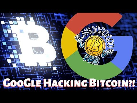Can The Google Quantum Computer Hack Bitcoin?
