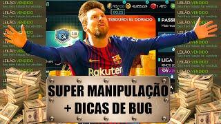 FIFA MOBILE 2020 - Super Manipulação + Dicas de BUG