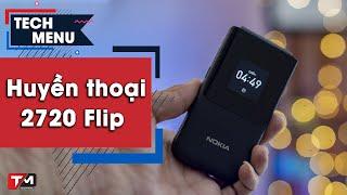 "Nokia ""hồi sinh"" huyền thoại - Nokia 2720 Flip"