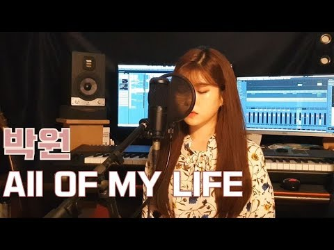 박원(Park Won) - all of my life Cover by RYM MUSIC feat.suzi /kpop cover