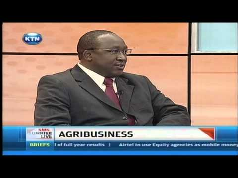 Sunrise Live  Interview on Agribusiness