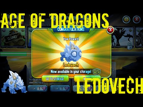 Monster Legends - Age of Dragons - Ledovech