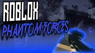 Roblox| Phantom Forces 1: Yoga Class?!