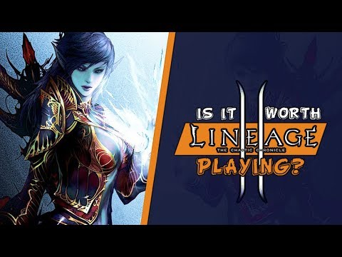 Returning To Lineage 2 – Is It Worth Playing? Or Should You Wait Until Lineage 2M?