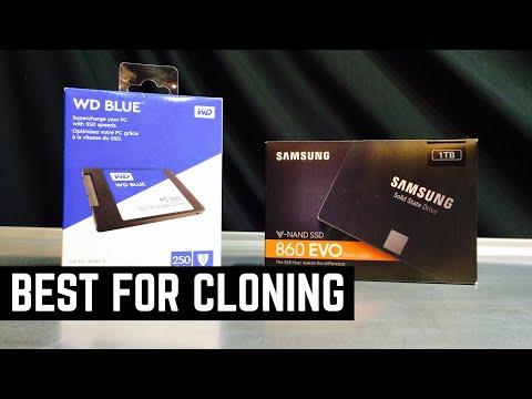 WD SSD Blue vs Samsung SSD Evo 860 - Samsung Data Migration vs Acronis True Image Review