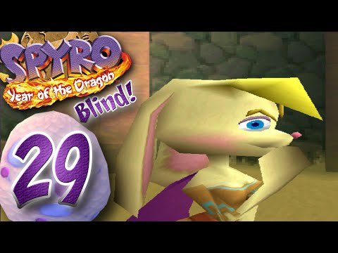 Let's Play Spyro 3: Year of the Dragon Blind!  Episode 29