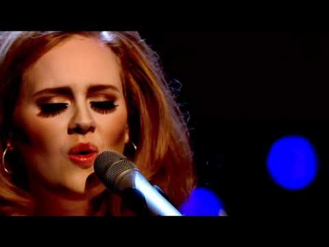 Adele turning tables the jonathan ross show 3rd - Turning tables adele traduction ...