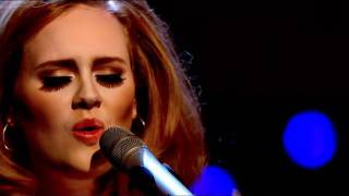 Adele - Turning Tables (The Jonathan Ross Show - 3rd September 2011)