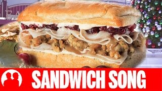 The Earl Of Sandwich Song