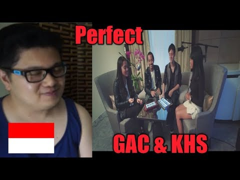 Download Lagu (Filipino Reaction) GAC & KHS Cover Perfect by One Direction l Indonesia