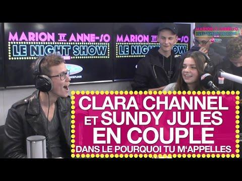 Clara Channel et Sundy Jules en couple dans le Pourquoi tu m'appelles - Marion et Anne-So
