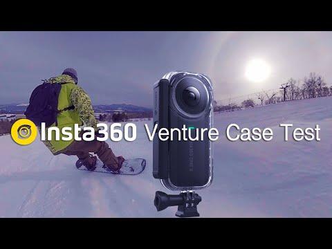 Insta360 OneX, Venture Case Test, Appi Kogen, Japan
