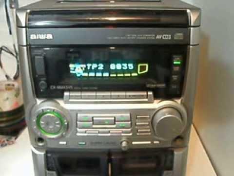 Aiwa CX - NMA 545 (Tape 2)