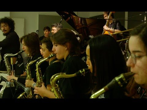 2017 Big dipper  SANT ANDREU JAZZ BAND ( Joan Chamorro ) & PASQUALE and LUIGI GRASSO