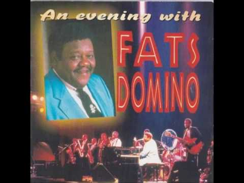 Fats Domino  -  An Evening With Fats Domino  -  [Live album 16]