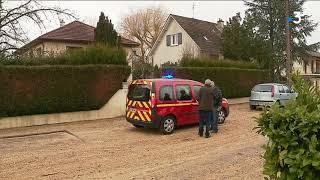 Suite interventions pompiers Izier et Bressey-sur-Tille