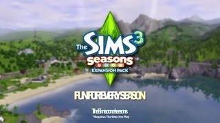 Les Sims 3 Saisons : trailer