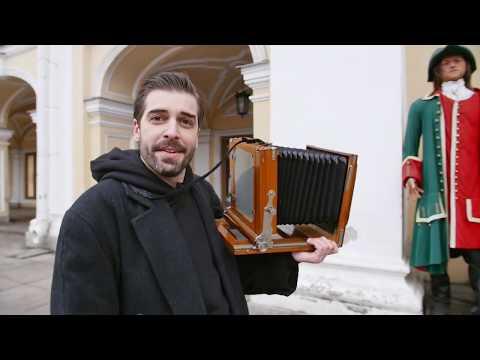 ФКД- Советская форматная камера дорожная или Olympus MjuII ? Тест-драйв в центре Санкт-Петербурга