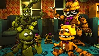 - BABY PLAYTIME Five Nights At Freddy s Animation Compilation SFM FNAF