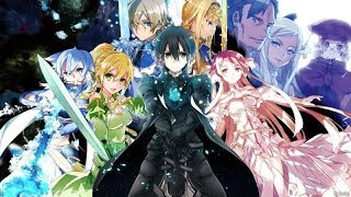 Download lagu Lyrics AMV Sword Art Online Alicization ED Full Iris Eir Aoi MP3