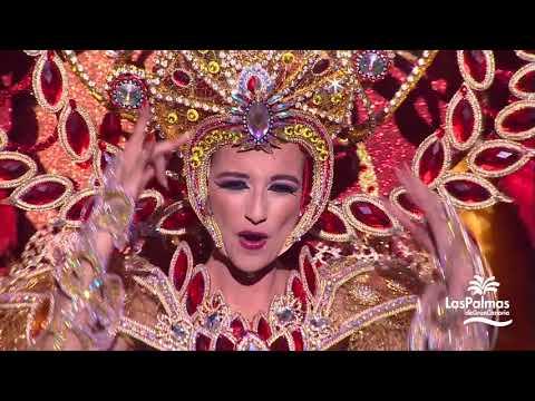 Gala de la Reina del Carnaval de Las Palmas de Gran Canaria 2018