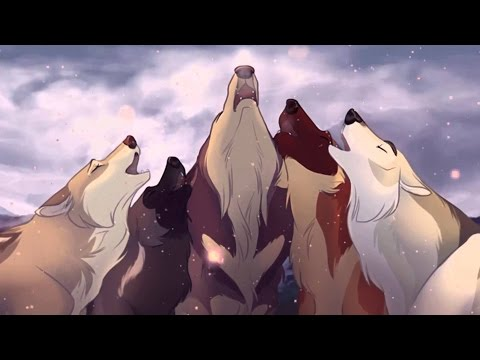 Anime Wolves Timber - By Pitbull Ke$ha