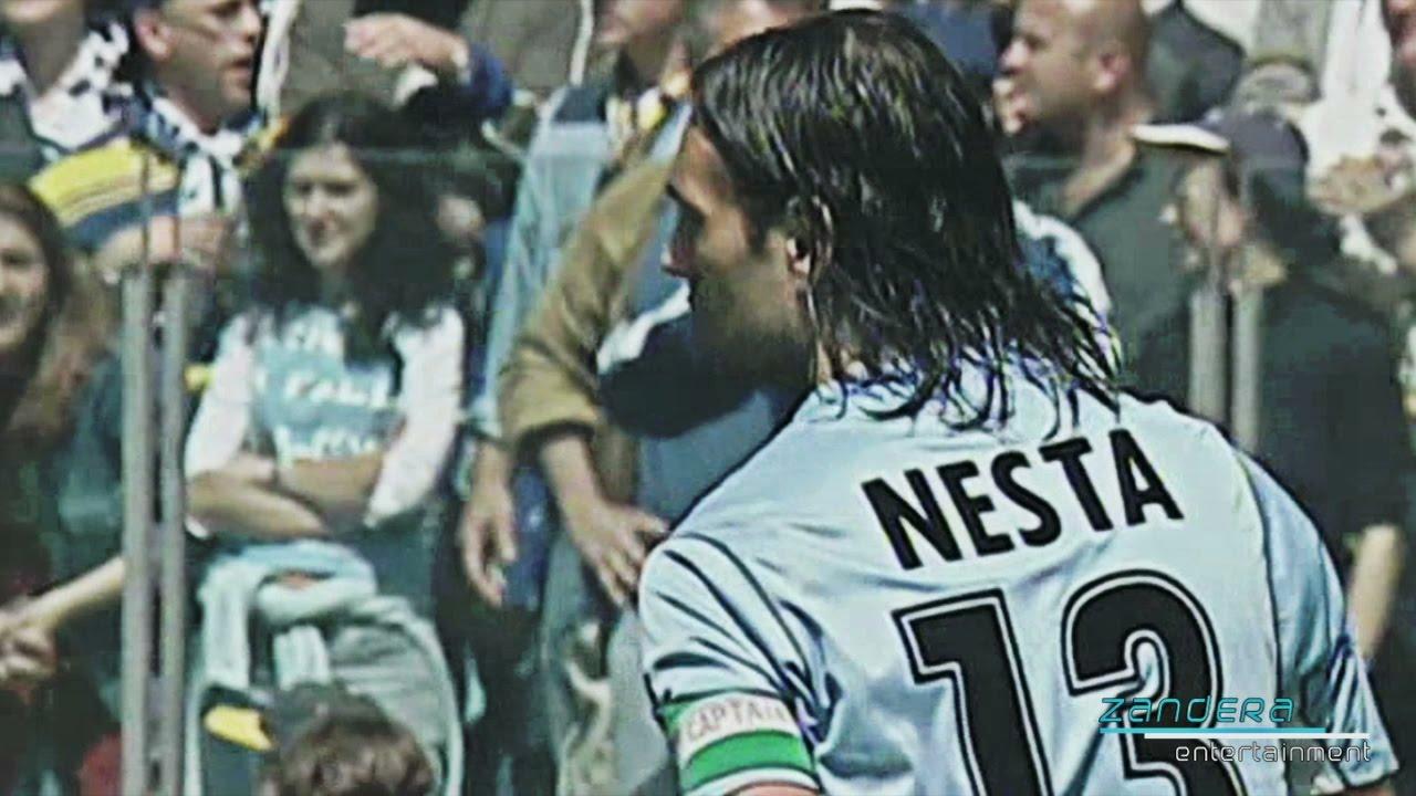 nesta lazio  Alessandro Nesta - The Art of Defending - S.S.Lazio - YouTube