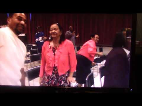 Rev. Curtis Watson & The Messengers Recorded Live NC , Oct.7,2017