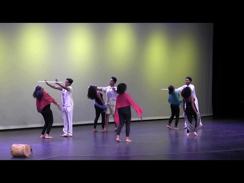 STANFORD ETHIOPIAN AND ERITREAN DANCE (NEW) 2017