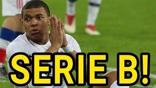 OLANDA-FRANCIA 2-0 - Germania in Serie B! Serie B! Godo!