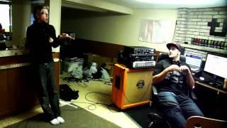 THE RABID WHOLE - Week 3 In the Studio for 'Refuge' (2012)