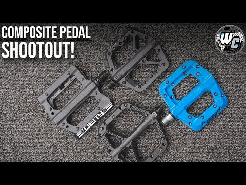 Best MTB Composite Pedals - Features & Price Points To Look For