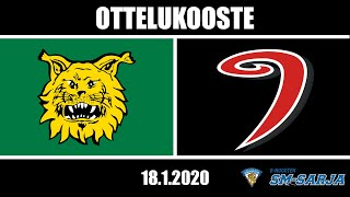 BSM 2019 - 2020: Ilves vs. JYP