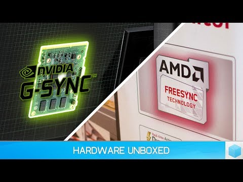 FreeSync vs. G-Sync in 2017, Informational Video!