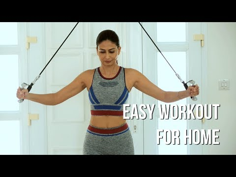 Easy workout for home