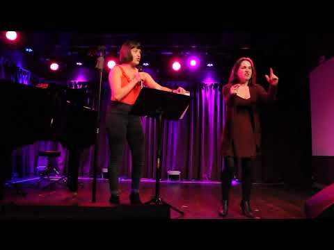 Carrie - ASL Cabaret NYC