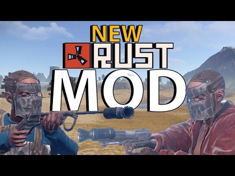 New Rust Game Mode - Embankment (Red vs Blue) thumbnail