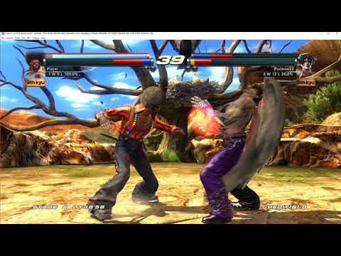 Tekken Tag 2 matchmaking