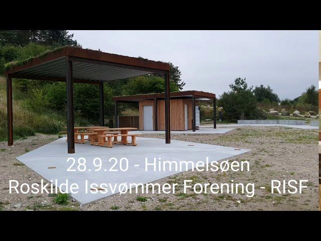 28.9.20 RISF-sauna ved Himmelsøen