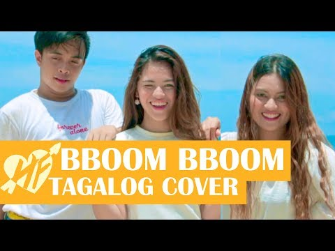 MOMOLAND - BBOOM BBOOM | TAGALOG COVER | by Hazel Faith, Rozel Basilio, ft. Jonald Helito