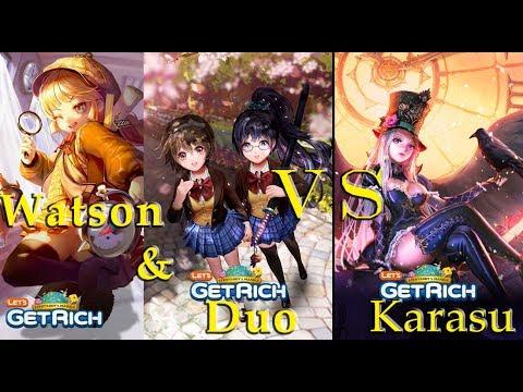 Line Get Rich- Gameplay yg menggetarkan Jiwa..