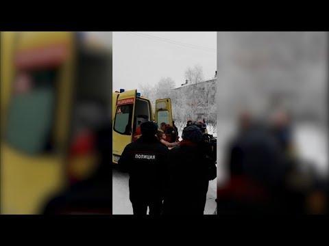 Поножовщина в школе Перми