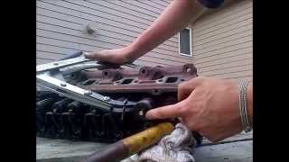 PREP- Engine Heads Disassembly & Service (Vid 3 of 3) - How To 302 5.0 Budget Rebuild