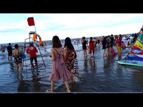 Sầm Sơn Thanh Hóa có cái gì đặc biệt và kinh nghiệm khi đi biển tránh nóng